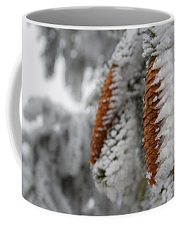 Yep, It's Winter Coffee Mug