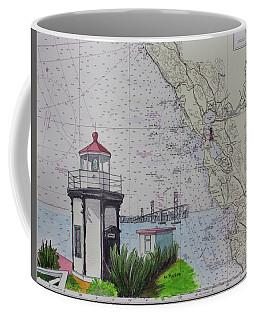 Yerba Buena Island Lighthouse Coffee Mug