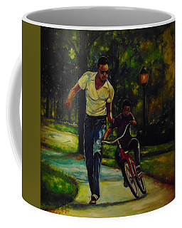 Yes You Can Coffee Mug by Emery Franklin