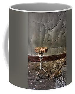 Yesterday's Dark Future Coffee Mug