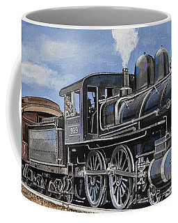 Yesteryear Classic Locomotive Coffee Mug