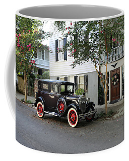Yesteryear In Savanna Coffee Mug by Lamarre Labadie