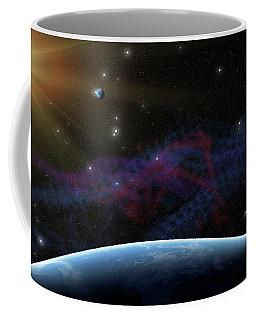Yet Seen Places Coffee Mug