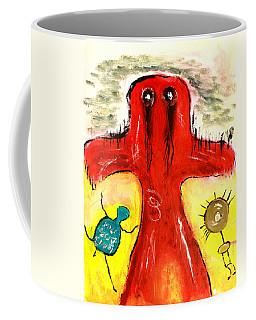 Windigo The Trickster Coffee Mug