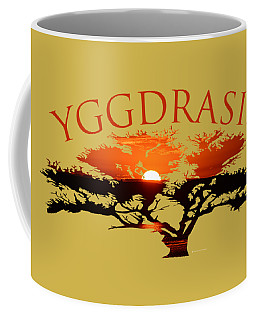 Yggdrasil- The World Tree Coffee Mug