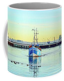 Yield For Ducks Coffee Mug