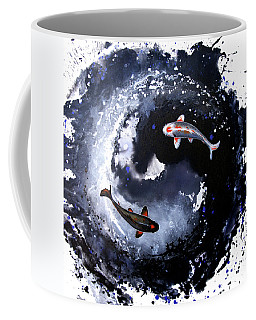 Yin - Yang Coffee Mug