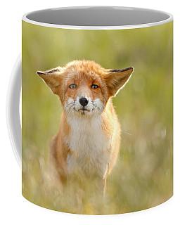 Yoda - Funny Fox Coffee Mug