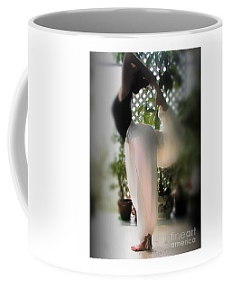 Yoga Natarajasana Coffee Mug