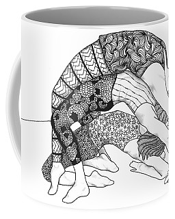 Yoga Sandwich Coffee Mug