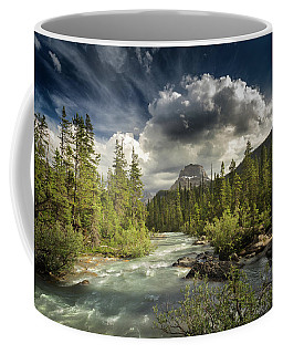 Coffee Mug featuring the photograph Yoho National Park by William Lee