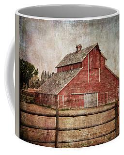 York Road Barn Coffee Mug