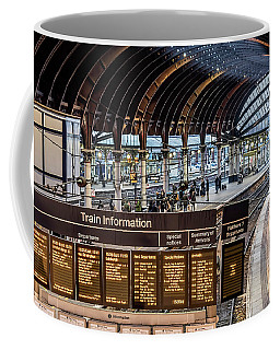 York Station 2 Coffee Mug