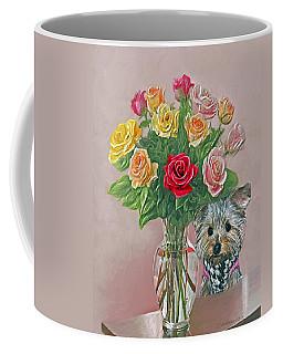 Yorkey Rose Coffee Mug