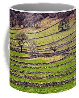 Yorkshire Dales Stone Walls Coffee Mug