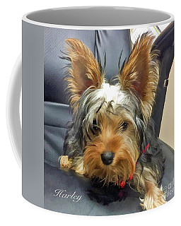 Yorkshire Terrier Harley Coffee Mug