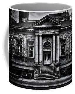 Yorkville Public Library Toronto Canada Coffee Mug