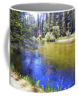 Yosemite River Coffee Mug