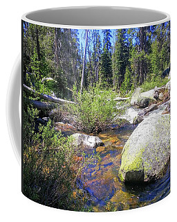 Yosemite Hidden Stream Coffee Mug