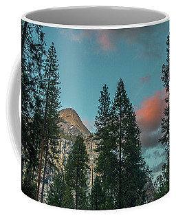 Yosemite Campside Evening Coffee Mug