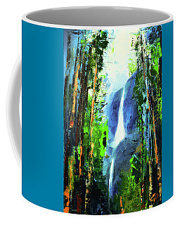 Yosemite Falls Coffee Mug