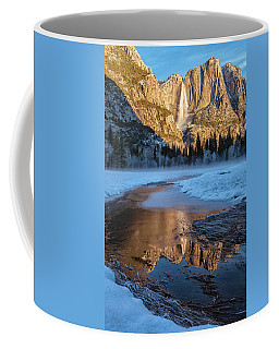Yosemite Falls - Vertical Coffee Mug