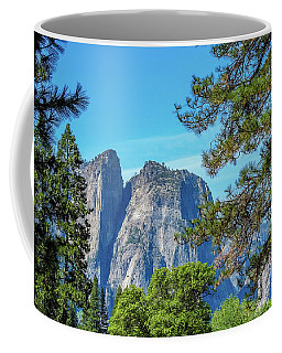 Yosemite Morning Coffee Mug