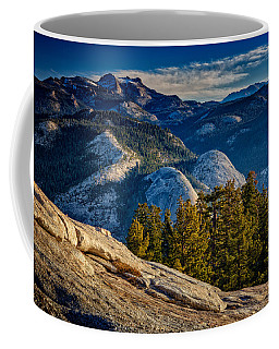 Yosemite Morning Coffee Mug