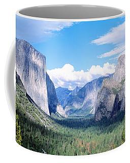 Yosemite National Park, California, Usa Coffee Mug