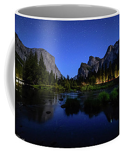 Yosemite Nights Coffee Mug
