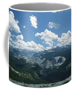Yosemite Panoramic Coffee Mug