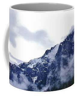 Coffee Mug featuring the photograph Yosemite by Phyllis Spoor