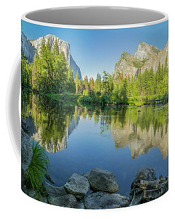 Coffee Mug featuring the photograph Yosemite by RC Pics