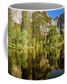 Yosemite Reflections On The Merced River Coffee Mug