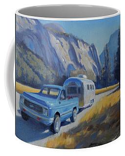 Yosemite Splendor Coffee Mug