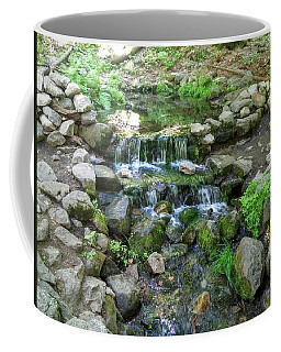 Yosemite Stream Coffee Mug