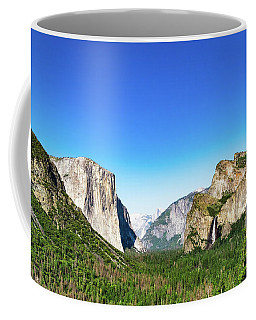 Yosemite Valley- Coffee Mug
