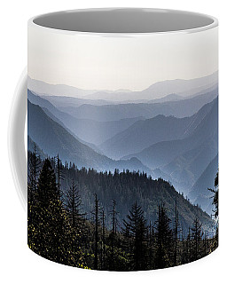 Yosemite View 27 Coffee Mug