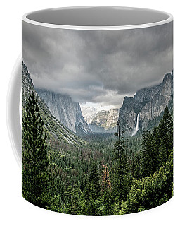 Yosemite View 36 Coffee Mug by Ryan Weddle