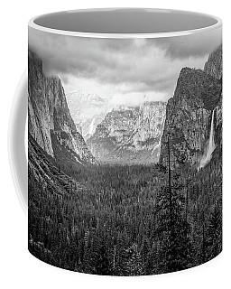 Yosemite View 38 Coffee Mug by Ryan Weddle