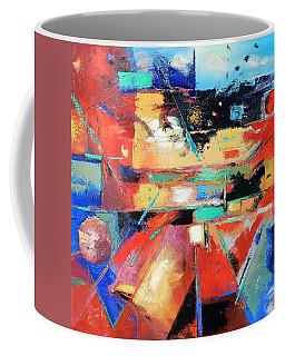 You Are Here Coffee Mug