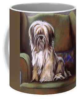 You Are In My Spot Again Coffee Mug