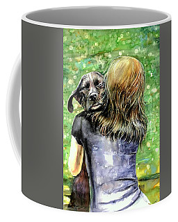You Are Safe Coffee Mug