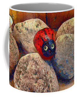 Coffee Mug featuring the photograph You Are Special  by Claire Bull