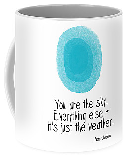 You Are The Sky Coffee Mug
