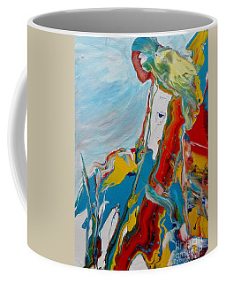 You Bring The Color Coffee Mug