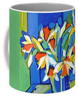 You Can Never Hold Back Spring Coffee Mug
