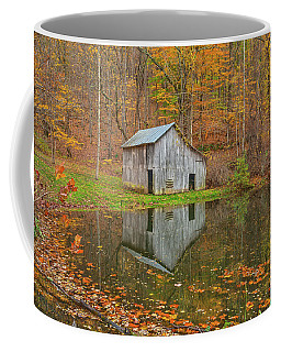 You Cannot Dream Yourself Into Character. You Must Hammer And Forge Yourself Into One.  Coffee Mug