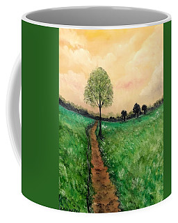 You Can't Know Till You Walk In My Shoes Coffee Mug by Lisa Aerts