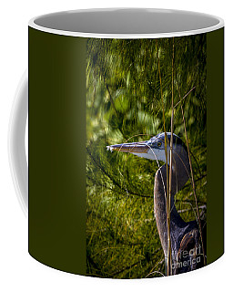 You Can't See Me Coffee Mug by Marvin Spates